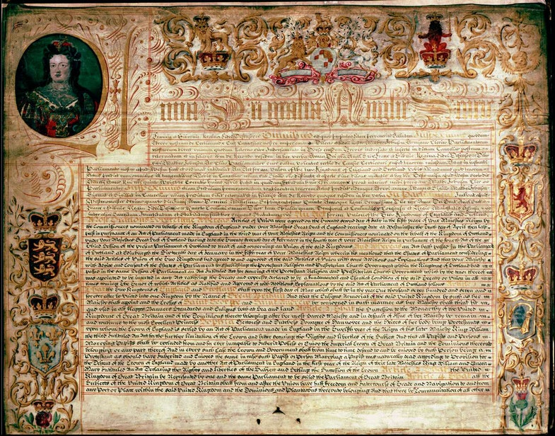 The Treaty of Union