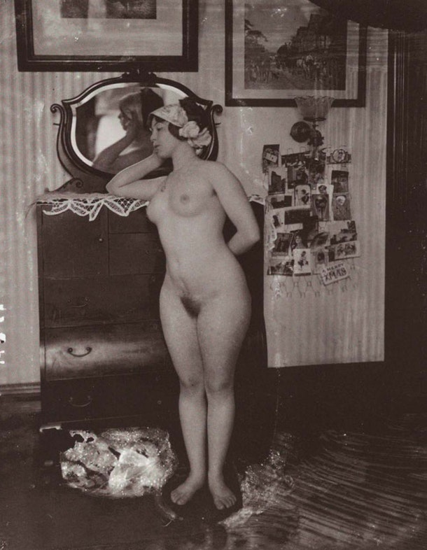Storyville vintage prostitutes