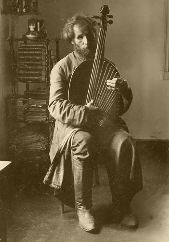 Kobzar Stepan Pasyuga