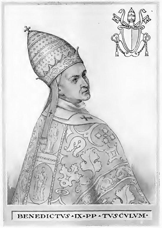 Benedictus PP. IX