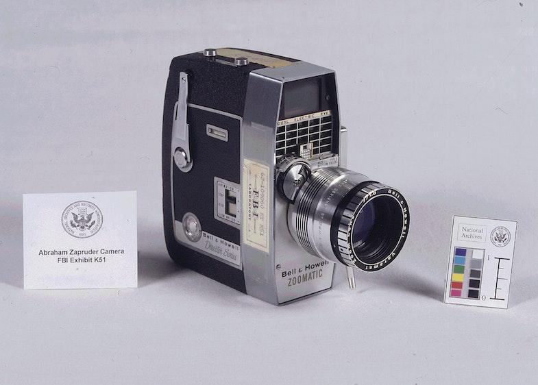 Abraham Zapruder Camera