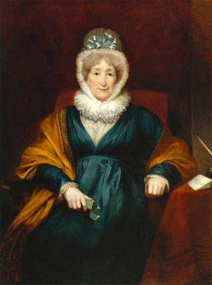 Hannah More by Henry William Pickersgill