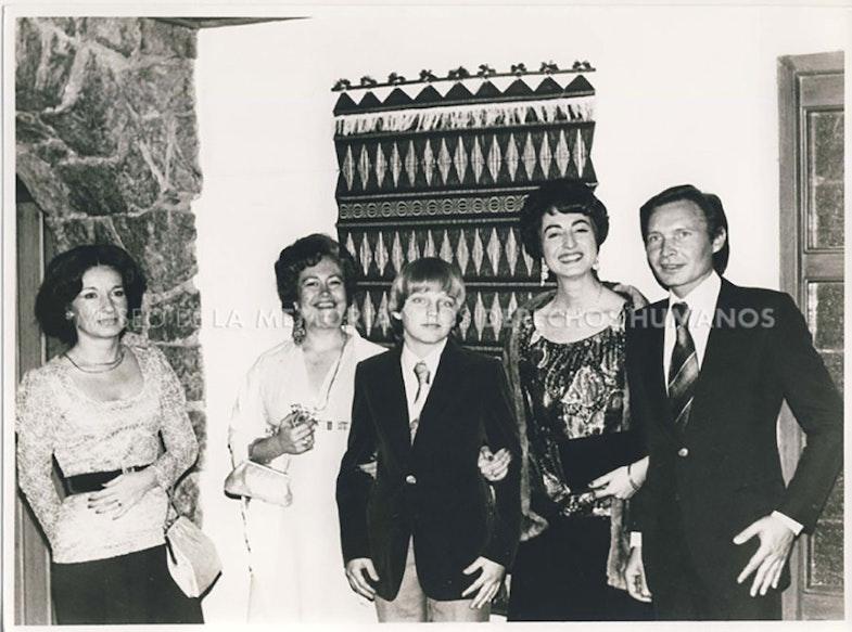 Monica Madariaga Roberto Kozak