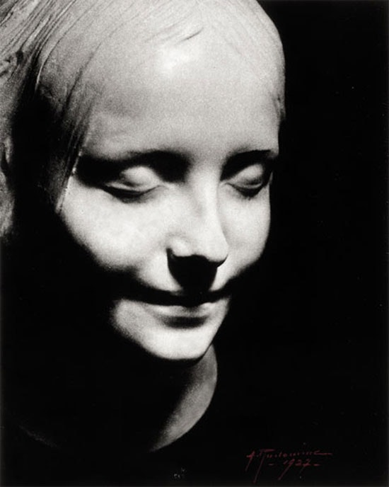Albert Rudomine (1892-1975) La Vierge inconnue du canal de l'Ourcq