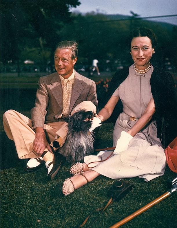 The Duchess and Duke of Windsor, 1950s