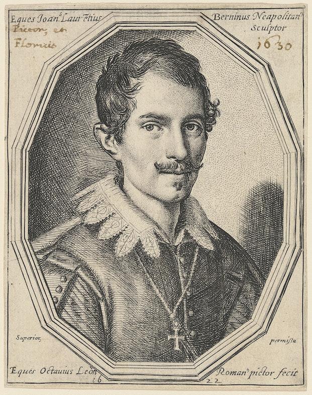 Leoni, Ottavio Roman, c. 1578 - 1630 Gian Lorenzo Bernini 1622
