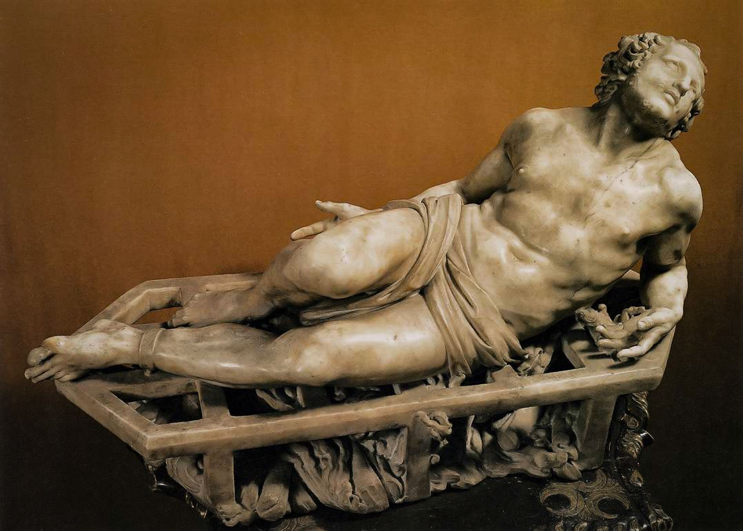 The Martyrdom of St Lawrence Bernini