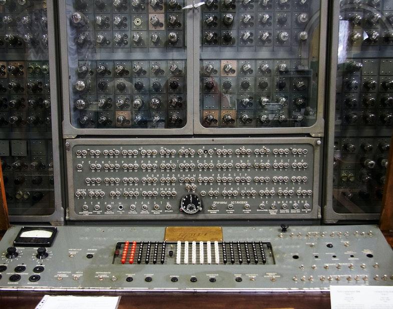 Ural-1 Control Unit