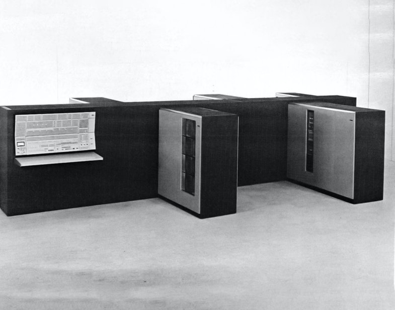 IBM 360 Model 75