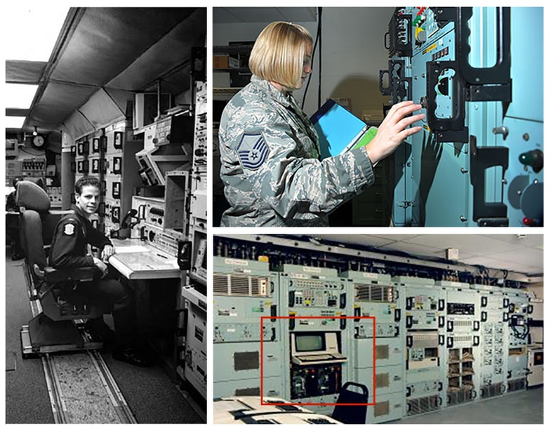 Department of Defense Air Force Strategic Automated Command and Control System
