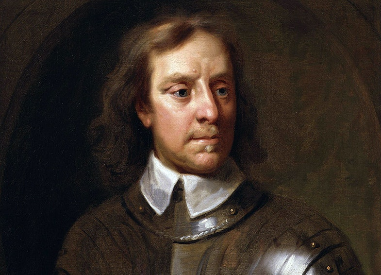 Oliver Cromwell, by Samuel Cooper