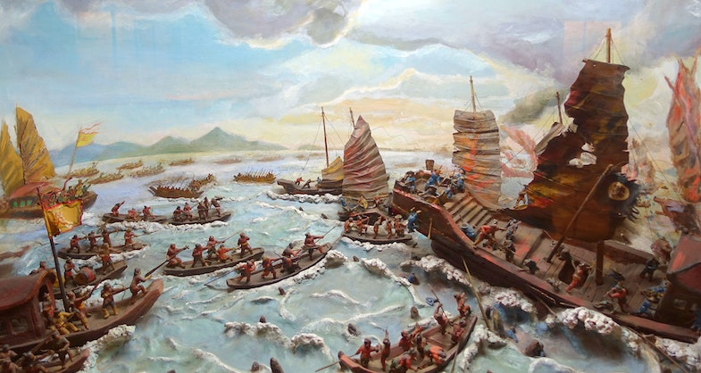 Battle of Bach Dang River 938