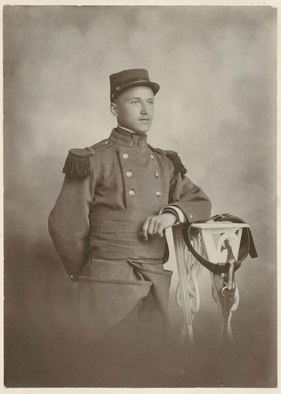 Ernst Junger French Foreign Legionnaire 1913